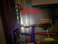 Odpowietrzanie ogrzewania podłogowego CO.