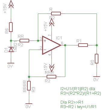 Konwerter U/I 0-10V 0-1.5A