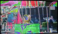 Orion TV 32082- przebarwienia po zmianie matrycy