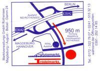Giełda samochodowa Magdeburg