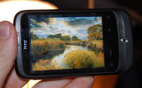 HTC Wildfire nowy budżetowy telefon z Androidem