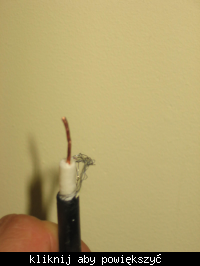 modernizacja szeregowej instalacji antenowej