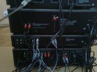 Diora Ssl-700 podłączenie elementów do wzmacniacza 704c