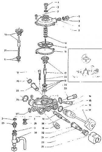 Podgrzewacz Vaillant MAG 250/8  ARTZH uszkodzona membrana - gdzie j� kupi�?