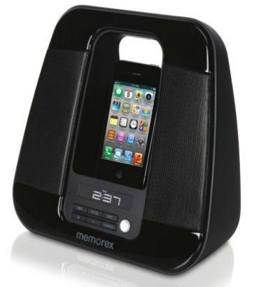 Ultra-przeno�ne g�o�niki Memorex MA2213 i MA3122 z dokiem dla iPod touch