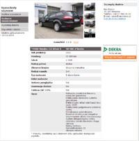 Skoda Octavia III kombi czy Ford Mondeo MkIV kombi?