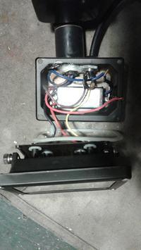 Sterownik - Sprrawdzenie halogena ledowego 10W i jego sterownika