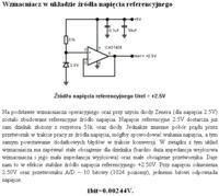 [Eagle] Sprawdzenie schematu ADC 0820