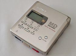 [Kupię] Minidisc SONY MZ-R55