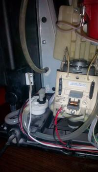 DeLonghi CAFFE CORSO ESAM2600-Wymiana czujnika wody w ekspresie do kawy