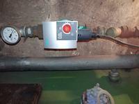 Yonos PICO 25/1-6-(EU3) - Problem z uciekającą wodą z obiegu C.O.