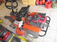 Traktorek kosiarka Wolf Garden 13HP / zagadka na kablu pytanie do elektryk�w