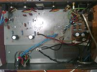 Soldano Atomic 5W na PCB Marvela