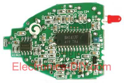 Stereofoniczny transmiter FM z PLL na uk�adzie BH1417