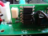 BENQ W600 - Nie odpala nowej lampy.