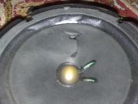 Głośnik Bose Audi uszkodzony