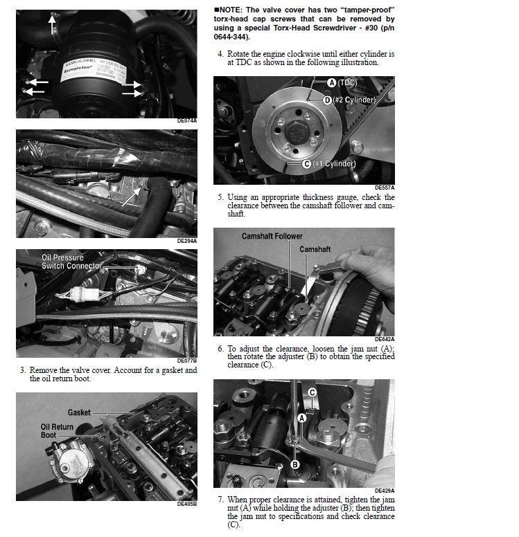 Adjustable valve clearance 2-cylinder diesel engine - Lombordini