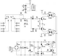Kompletne zabezpieczenie wzmacniacza Moc w oparciu o Micro kontroler.
