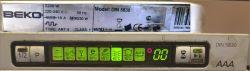 Zmywarka Beko DIN 5830 - Nie grzeje wody, nie domywa naczyń