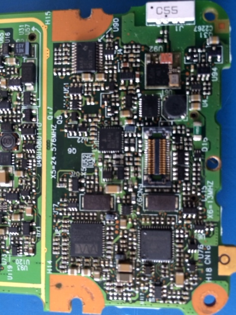 Motorola MC70 - szukam service manual lub schematu
