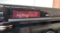 Antena UKF FM do tunera radiowego.