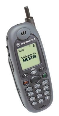 Instrukcja obsługi Motorola i58srg EN