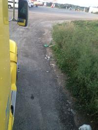 Ciężarówka - Monitoring w amerykańskiej ciężarówce / DashCam