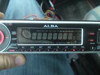ALBA ICS 162 - brak treści na LCD (REAL FOTO)