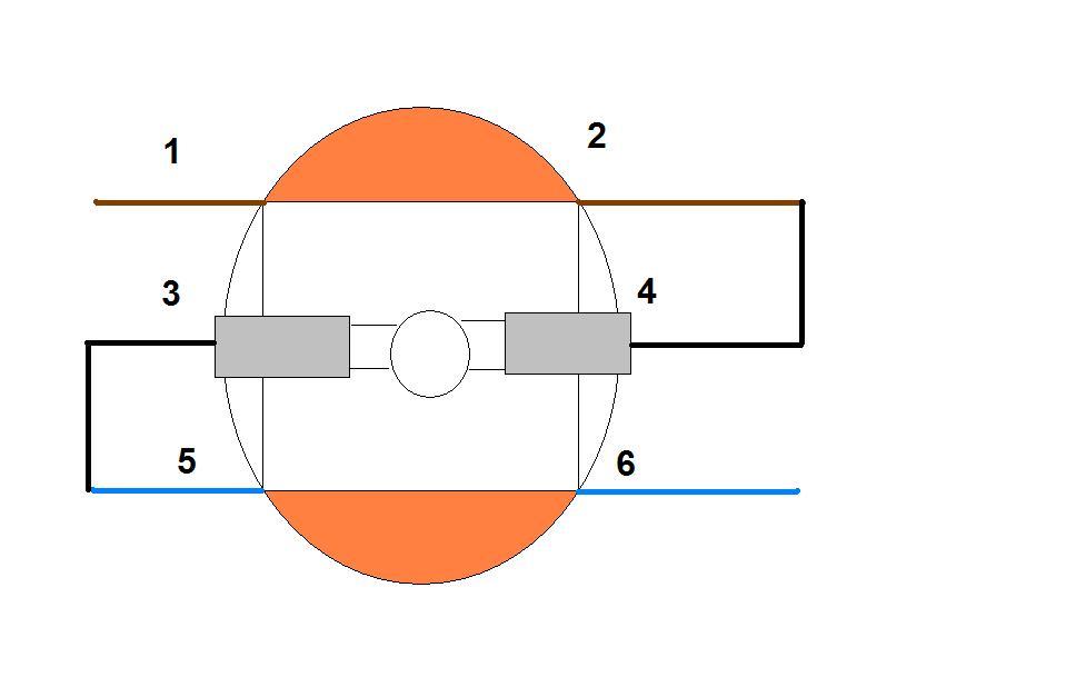 wiertarka schemat pod��czenia silnika
