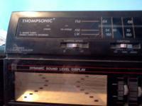 Przestrajanie Thompsonic TS-707AR
