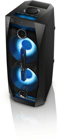 SONY GTK-X1BT zmiana głośników...na jakie?.