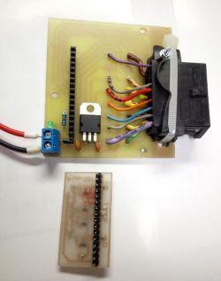 Wskaźnik/Tester Interfejsów OBDII