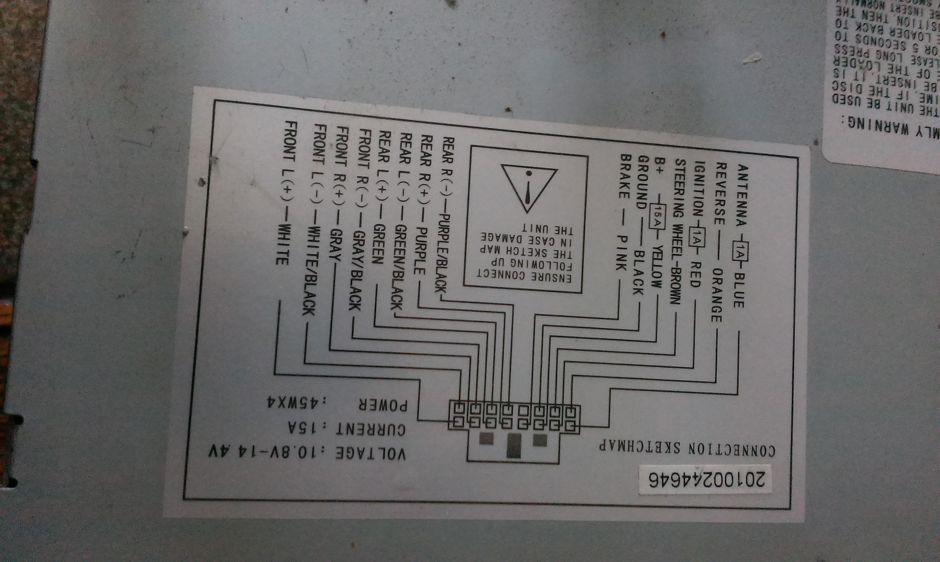 Ford Mondeo - Pod��czenie radia ! Jakie kable gdzie ?
