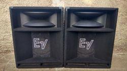[Sprzedam] Kolumny elektro voice SH 1502 R + power mixer Samick smp-900