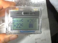 Termometr na ATTiny13