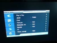 Samsung LE32S62B - menu zapomina ustawienia