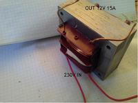 Transformator 12V i 15A - jak sprawdzić czy działa nie podłączając go do sieci?