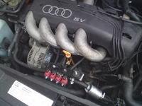 Usytu�owanie listwy wtryskowej Valtek Audi A3 1.8 AGN