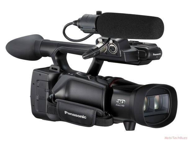 Panasonic HDC-Z10000 - kamera z dwoma obiektywami do nagrywania w 3D