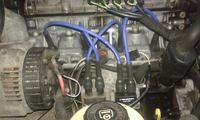 renault scenic 2.0 1998 ben+ga - Nie przepala zapala się kontrolka błąd silnika