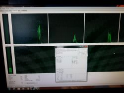 - Bardzo wysokie obroty wentylatora CPU