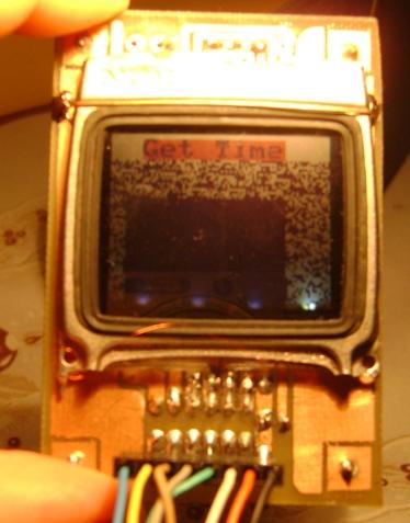 [Bascom] LCD pcf8833 i zegar RTC i2c
