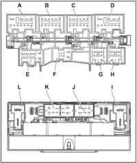 Seat Altea 1.9tdi 2004 - Brak podświetlenia tablicy rejestr, żarówki sprawne