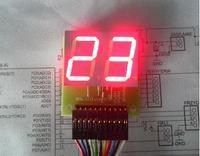 Termometr pokojowy z histerez� na DS18B20