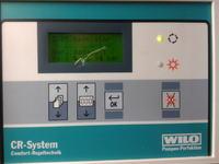 Sterownik pomp Wilo CR-System . Blokada warto�ci zadanej