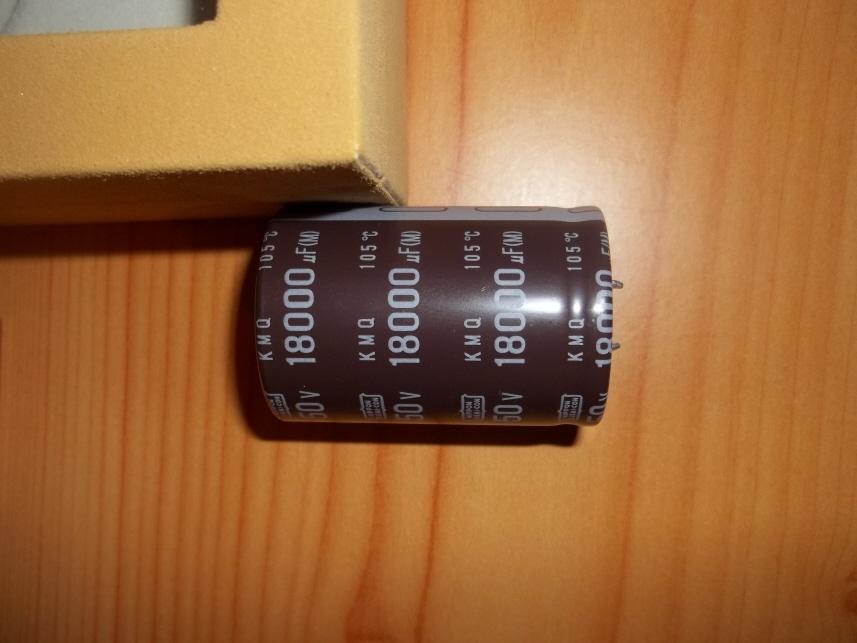 [Sprzedam] Kondensatory NIPPON typ KMQ 18mF/50V