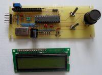 Generator funkcyjny DDS AD9834 25 MHz
