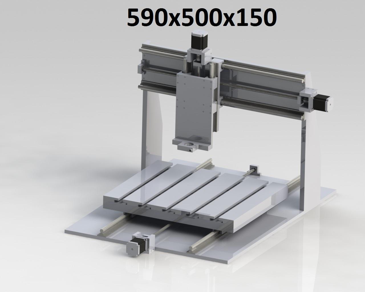 Cudowna Sprzedam] Projekty frezarek CNC, tokarka CNC - elektroda.pl SO51