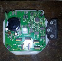 Układ sterowania BLDC pompy opartej na ST7FMC1K2T3