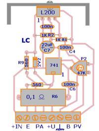 Zasilacz Stabilizowany regulowany 0,2-30V/0,5-5A